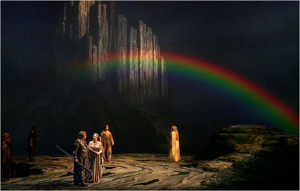 """L'opéra """"Der Ring Des Nibelungen"""" de Richard Wagner"""