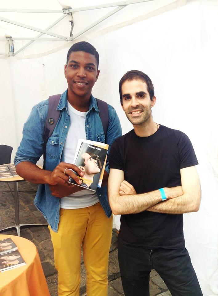 Festival Anuncio à Montmartre, en août