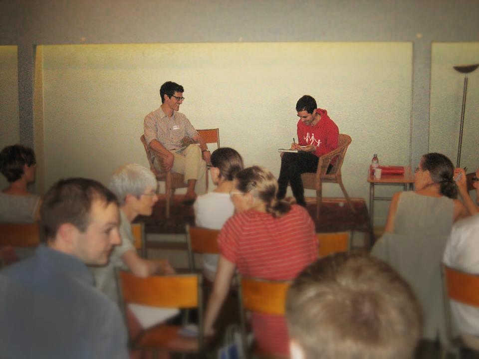 """""""Le Débat c'est maintenant"""" sur le Gender, à Nantes, en juillet (Augustin et moi)"""