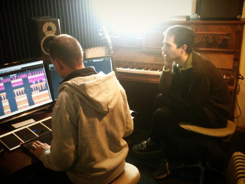Studio 30 décembre 2013 1
