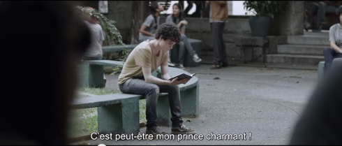AU 1ER REGARD prince charmant
