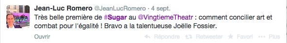 SUGAR Romero