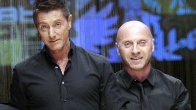 Les ex-amants Dolce & Gabbana