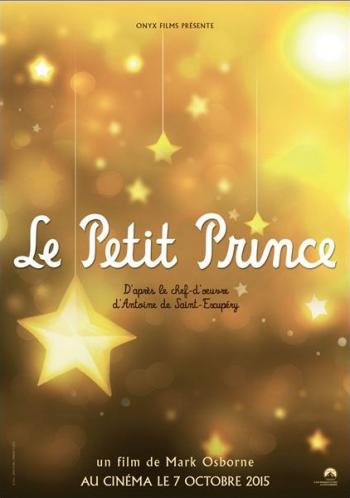 Petit Prince étoiles luminaires
