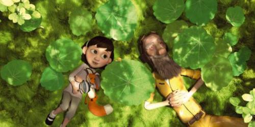 Petit Prince Le vert chanté par le virtuel Écologie