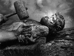 Christ croix