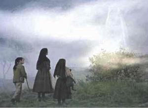 Apparitions à Fatima (Portugal)