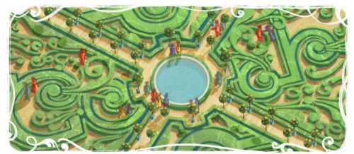 Google jardins