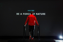 Nike Be a force of Nature