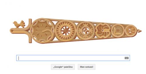 Quenouille lituanienne Google