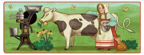 Quenouille vache