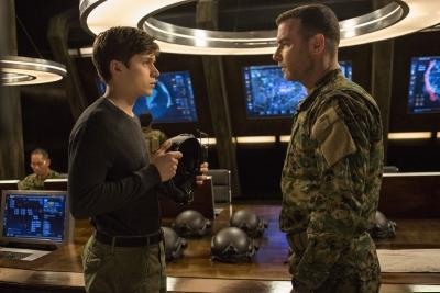 Ben et le Colonel Vosh