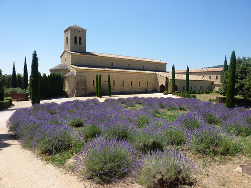 Barroux abbaye