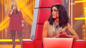 Jenifer en Cléopâtra dans The Voice 1