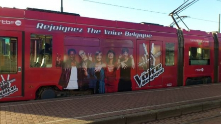 The Voice partout