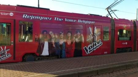 The Voice partout