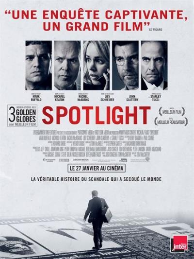Spotlight affiche