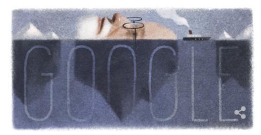 Doodle Google du 6 mai 2016