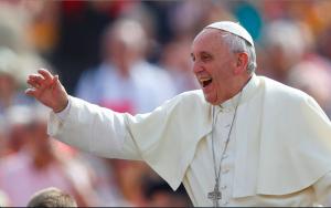 """Le pape François, si malmené en ce moment par les catholiques sourcilleux qui justement ne regardent que la """"rectitude"""" de ce qu'il dit, et non sa pureté d'intention"""