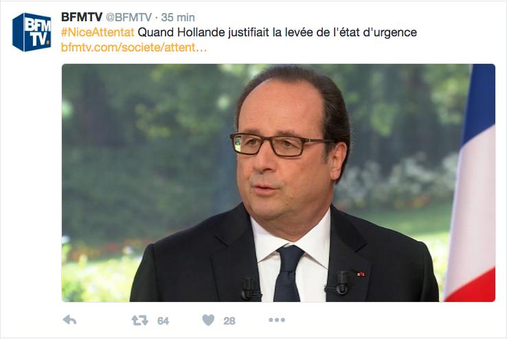 Nice Hollande