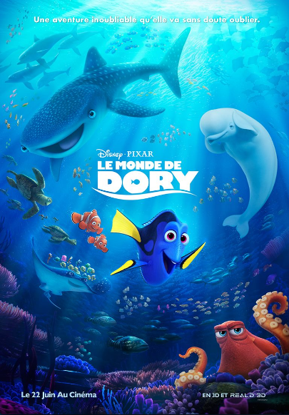 dory affiche