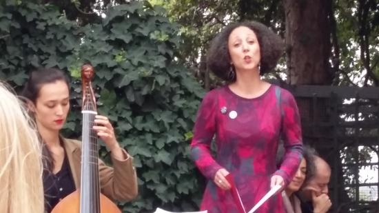 Amal Allaoui, soprano