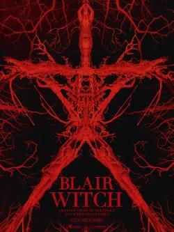 """Croix du Christ travestie en X. C'est l'affiche du prochain """"Projet Blairwitch"""""""