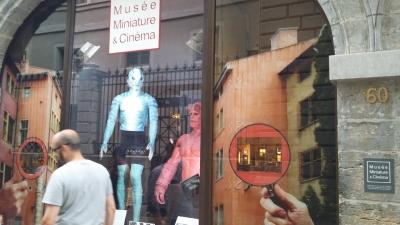 """Code 43 """"Photolâtrie"""" (Le Bobo est cinéphile... et """"petit cinéma"""", hein)"""