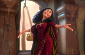 Gothel, la mère-sorcière de Raiponce
