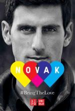 Novak Djokovic et sa religion de l'Amour...