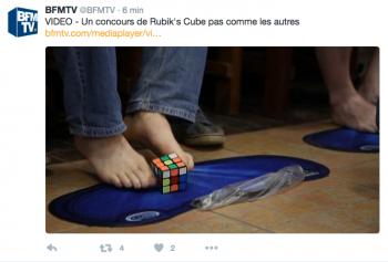 Le Cube vu comme un humain divin par lui-même et sa rationnalité