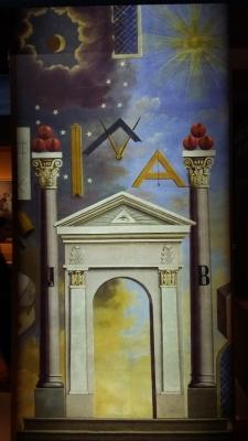 Principaux symboles francs-maçons