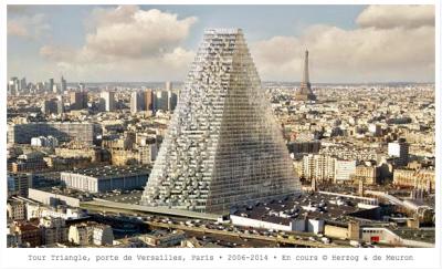 Tour Triangle à Paris