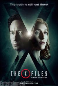 Série X-Files sur les extraterrestres