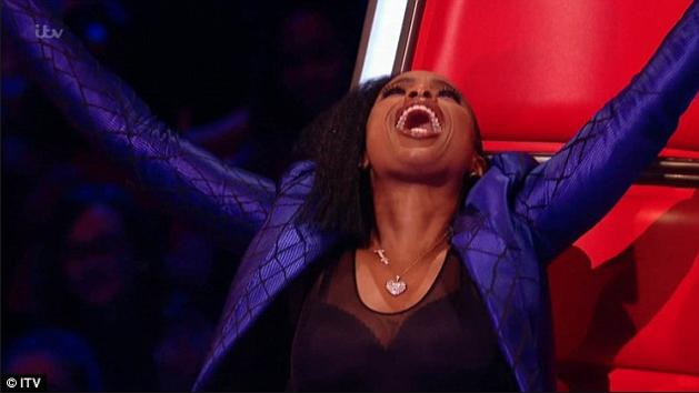 chanteur aveugle the voice